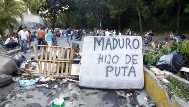 صورة 10 قتلى الأحد في فنزويلا في يوم الانتخابات و واشنطن تتوعد مادورو بعقوبات