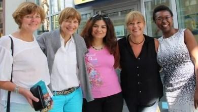 Photo of ألمانيا: لاجئة سورية تتحدث عن تجربتها مع اللغة الألمانية و العمل التطوعي في دار مسنين