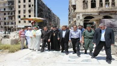Photo of إعلام النظام : إعادة تفعيل الطريق البري بين الحسكة و حلب