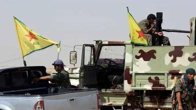 Photo of 180 شاحنة .. شحنة أسلحة أمريكية جديدة تصل لوحدات الحماية الكردية