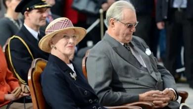 Photo of زوج ملكة الدنمارك يرفض أن يدفن إلى جانبها !