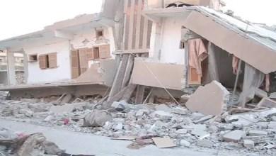 Photo of عشرات المدنيين ضحية لقصف طائرات التحالف الأمريكي عدة أحياء في الرقة