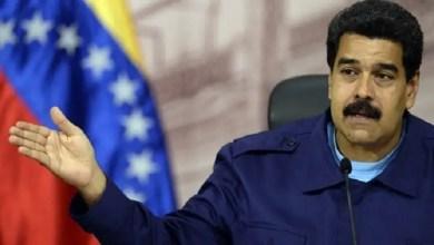 """صورة الرئيس الفنزويلي يصف الهجوم على قاعدة عسكرية بـ """" العمل الإرهابي """""""