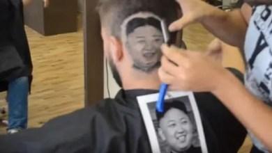 Photo of بالفيديو .. حلاق صربي ينحت صورة زعيم كوريا الشمالية على رؤوس زبائنه !