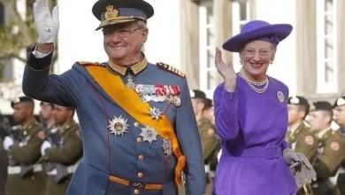 Photo of زوج ملكة الدنمارك يعاني من أعراض الخرف