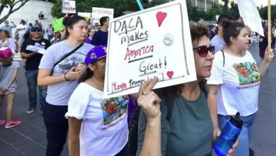 Photo of 15 ولاية أمريكية و العاصمة واشنطن تقاضي ترامب لإلغائه برنامج حماية المهاجرين الشباب من الترحيل