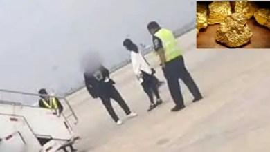 صورة في الهند .. مسافر يترك كيلو غرامين من الذهب و يغادر الطائرة !