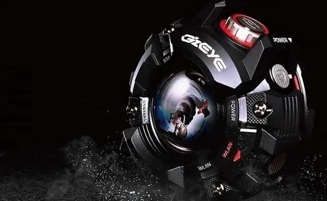 """d18fa527b أصدرت شركة #كاسيو العالمية ساعة فريدة مزودة بتقنيات تغني المستخدم عن كاميرا  الفيديو الصغيرة المحمولة أو ما يعرف بـ """"أكشن كاميرا""""."""