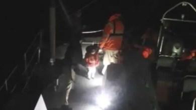 "Photo of تركيا : ضبط عشرات من السوريين حاولوا الوصول إلى اليونان باستخدام "" قارب سريع "" ( فيديو )"