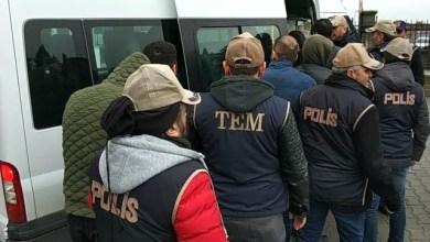 "Photo of تركيا : اعتقال 8 أشخاص قاموا بجمع أموال من سوريين و عراقيين لـ "" دعم الإرهاب "" ( فيديو )"
