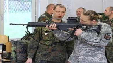 Photo of الإبلاغ عن 234 حالة تحرش جنسي داخل الجيش الألماني العام الماضي