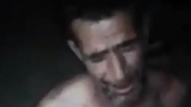 Photo of عصابة في السويداء تبث مقطعاً مصوراً لمختطف من درعا قامت بتعذيبه و تطالب بفدية لإطلاق سراحه ( فيديو )