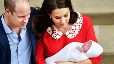 Photo of هذا اسم مولود الأمير وليام و كيت الثالث