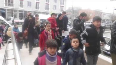 Photo of تركيا : ضبط العشرات من السوريين خلال محاولتهم الوصول إلى اليونان عبر النهر