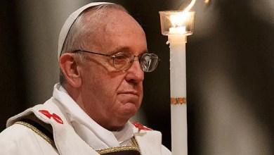 Photo of بابا الفاتيكان مستاء إزاء إخفاق المجتمع الدولي في إيجاد حل سلمي بسوريا