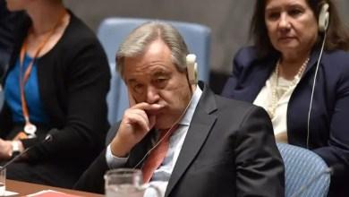 """Photo of غوتيريش : الاعتقاد بأن الأمم المتحدة ستحل الأزمة السورية """" سذاجة """""""