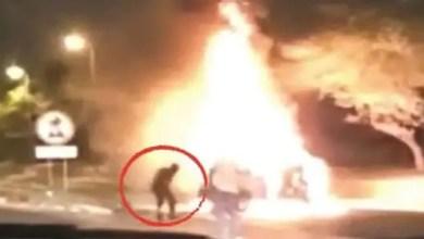 Photo of الكويت : مقيم مصري يشهد احتراق أطفاله و زوجته أمام عينيه ( فيديو )
