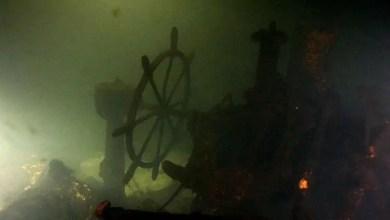 صورة فنلندا : العثور على مدمرة أسطورية غرقت منذ 77 عاماً !