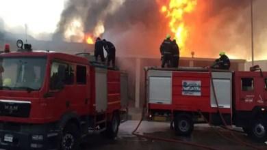 Photo of مصر : وفاة 3 أطفال إثر اندلاع حريق في منزلهم