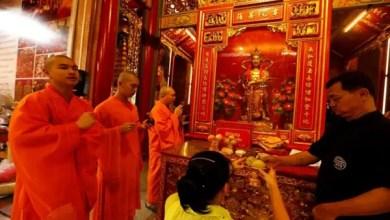 "Photo of الصين : اتهام راهب بوذي بالاعتداء على راهبات بدعوى ممارسة "" طقوس دينية """