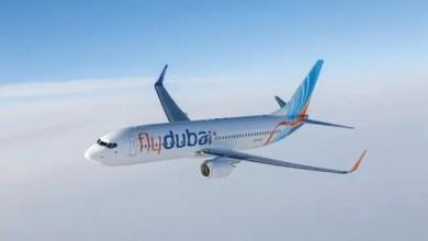 """صورة شركة """" فلاي دبي """" تقيل طياراً بعد نتيجة إيجابية لاختبار الكحول"""