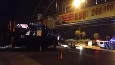 Photo of تركيا : حادث سير مروع يودي بحياة 3 أشخاص ( فيديو )