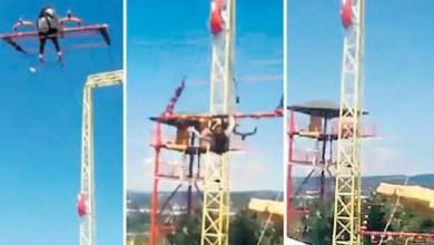 صورة تركيا : الكشف عن تفاصيل وفاة سائحة عربية بطريقة مروعة بعد سقوطها من لعبة خطيرة ( فيديو )