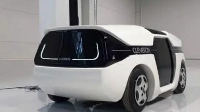 """Photo of """" لوتي """" .. سيارات ذاتية القيادة ذات ذراع روبوتية قابلة للطي لتسليم الطرود ( فيديو )"""