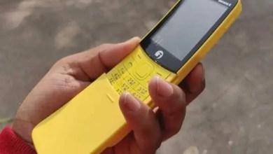"Photo of بسعر و خصائص رائعة .. هاتف "" بانانا 6 "" يهدد موزة "" نوكيا """