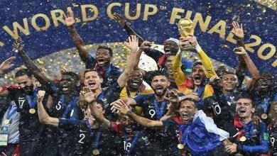 Photo of فرنسا تكرم أبطال مونديال 2018 بوسام جوقة الشرف