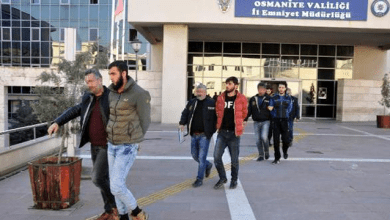 "Photo of تركيا : اعتقال سوريين في هذه المدينة .. و التهمة "" جبهة النصرة "" ( فيديو )"