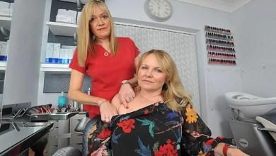 Photo of خبيرة تجميل بريطانية تنقذ حياة سيدة من مرض السرطان