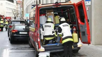 "Photo of ألمانيا : مادة مجهولة داخل "" ظرف "" تتسبب بنقل 4 أشخاص إلى المستشفى في هذه المدينة"