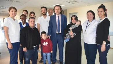 Photo of جراح تركي ينقذ حياة رضيع سوري عبر عملية جراحية معقدة ( صور )