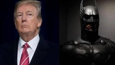 """Photo of دونالد ترامب ملاحق قانونياً بسبب """" باتمان """" !"""