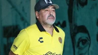 Photo of مارادونا مهدد بعقوبة من الاتحاد المكسيكي لتأييده العلني لمادورو
