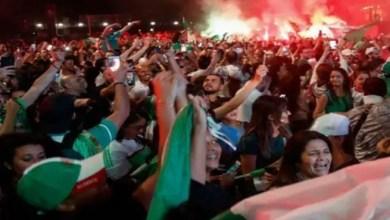 Photo of وفاة فتاة مغربية أثناء الاحتفال بفوز الجزائر في أمم أفريقيا