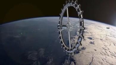 "Photo of الكشف عن "" أول فندق فضائي في العالم "" ( فيديو )"