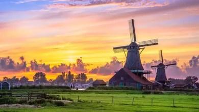 """صورة هولندا تتخلى عن اسم """" Holland """" لتعرف فقط باسم """" Netherlands """""""