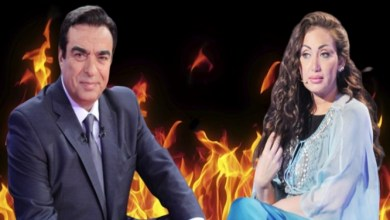 Photo of ريهام سعيد تفتح النار على جورج قرداحي ( فيديو )