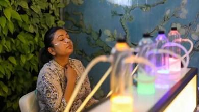 """Photo of """" صالونات الأوكسجين """" .. صيحة جديدة تجتاح الهند"""
