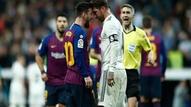 """Photo of رئيس الدوري الإسباني يرد على شكوى راموس بخصوص """" الكلاسيكو """""""