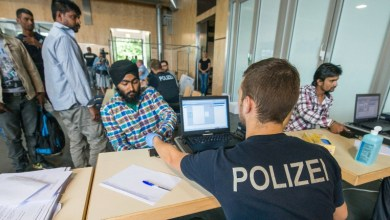 Photo of دراسة : أغلب المهاجرين غير الشرعيين بأوروبا يعيشون في المملكة المتحدة و ألمانيا