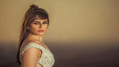 صورة الممثلة المصرية منة فضالي تتعرض للسرقة و محاولة اختطاف