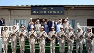Photo of افتتاح مقر قيادة القوات التركية القطرية المشتركة بالدوحة