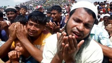 Photo of مقطع مسرب من سجون ميانمار يظهر محتجزين روهينجا بينهم أطفال ( فيديو )