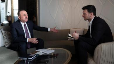 "Photo of في لقاء مع صحيفة ألمانية .. وزير خارجية تركيا يتحدث عن "" اتفاقية اللاجئين "" و فكرة إقامة منطقة محمية دولياً في سوريا"