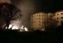 Photo of حلب : قصف هو الأعنف منذ سنوات يطال هذه المناطق .. دعوات لعدم مغادرة المنازل و الإعلام الموالي يتحدث عن تقدم جديد ( فيديو )