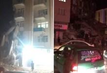 Photo of زلزال يضرب تركيا و يشعر به سكان عدة مدن سورية ( فيديو )