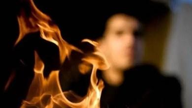 Photo of في مصر .. امرأة رفضت الرجوع مع زوجها للمنزل فأحرق نفسه !